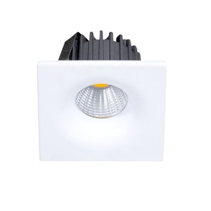 LED MISAM SQ Mini Spot 3W 230V