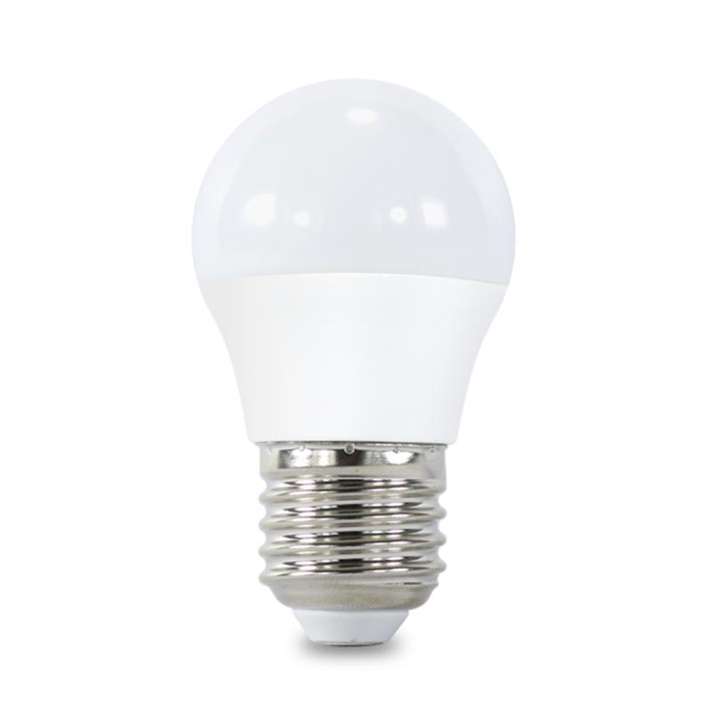 LED Lâmpada E27 G45 7W 170-265 VAC