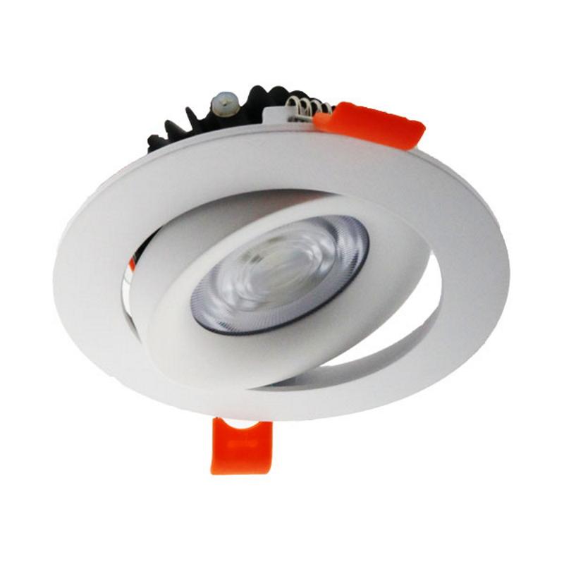 LED Spotlight CobMon 10W Ø 95mm x 45mm