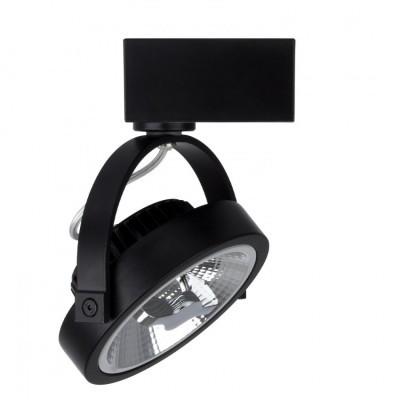 LED Foco Superfície AR111 15W Regulável Preto
