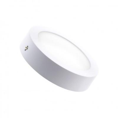 18W Painel LED Redondo Superfície