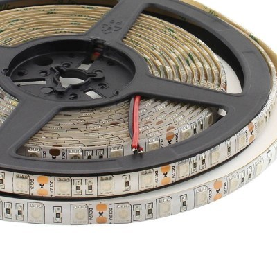 LED ProStrip 12VDC 18W/MT (90W) IP65