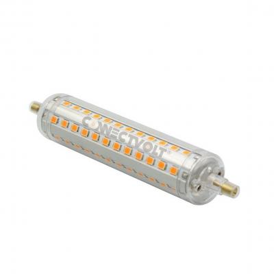 LED Lâmpada R7S 15W 2700K 135mm