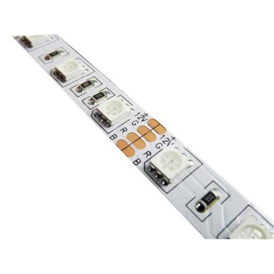 LED ProStrip 12VDC 14.4W/MT (72W) RGB IP20 - IP65