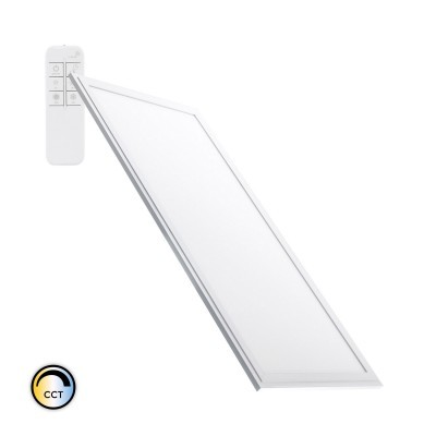 LED Painel 40W 120x30cm Regulável