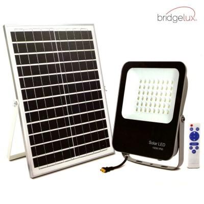 LED Projetor  Exterior SOLAR 150W IP65 6000K Avance - BRIDGELUX