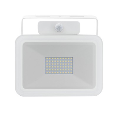 LED Projetor 30W c/Sensor Branco