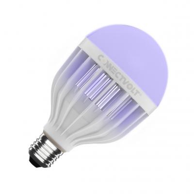 LED lâmpada E27 Mata-Mosquitos 2W
