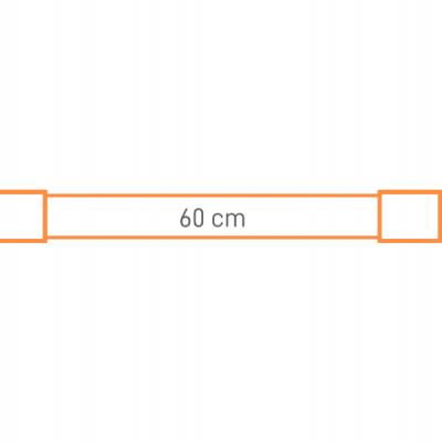 LED PRO Tubo T8 9W 600mm 130lm/W