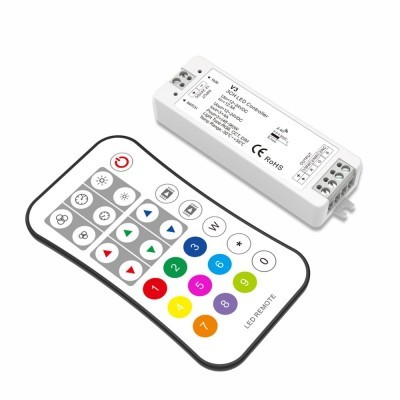 Kit LED controller 12/24VDC RGB 144W