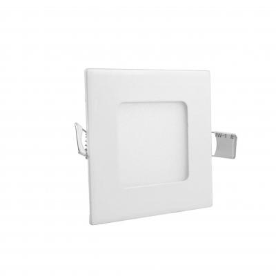 3W Downlight LED Quadrado