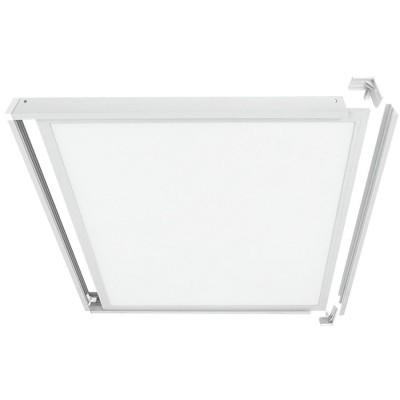 Kit Superfície Painel LED 60x30 Branco