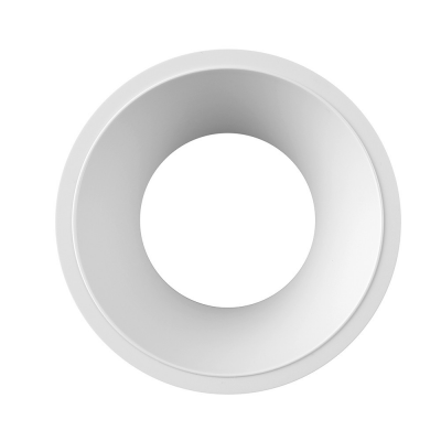 Aro Redondo GU10 MR16 Branco