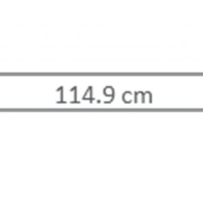 LED Tubo T5 18W 1150mm  6500K