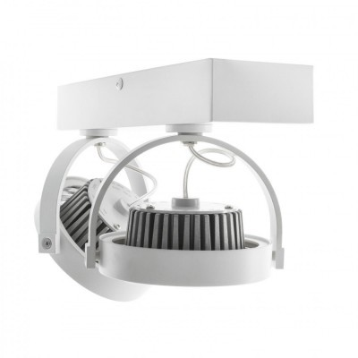 LED Foco Superfície AR111 30W Regulável