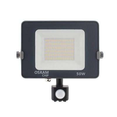 LED Projetor 50W c/Sensor 4000K