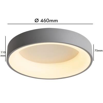 LED Plafon Superfície 35W/70W CCT