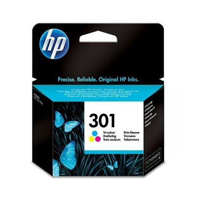 HP301 - Tinteiro HP Cores