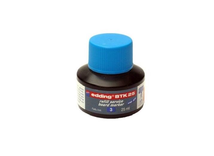 Tinta p/ Marcadores Edding Azul