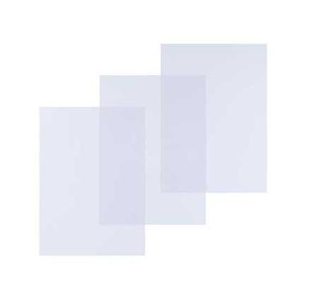 Capa A4 p/ Encadernação 500 microns Transparente (1un)