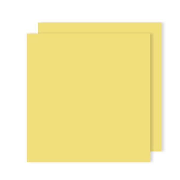 Cartolina A4 185g Amarelo Limao (50fls)
