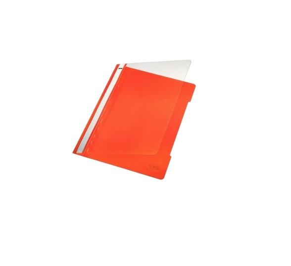 Dossier Plast. c/ ferragem Laranja