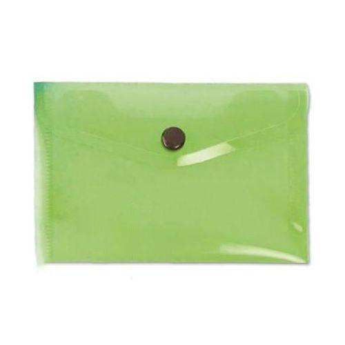 Bolsa Porta Documentos A6 c/ Mola Verde