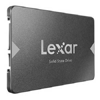 "Disco SSD Lexar 256GB 2.5"" NS100"