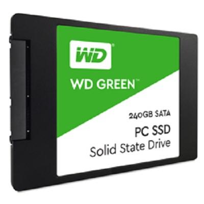 """Disco SSD Western Digital Green 240GB 2.5"""""""