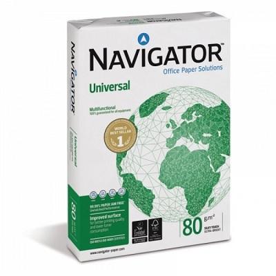 Papel A4 80g Navigator (500fls)
