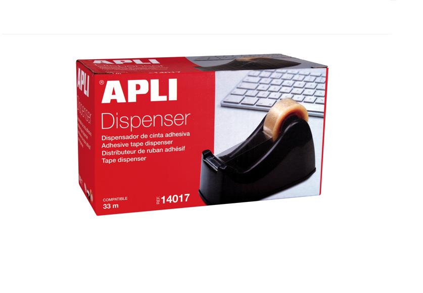 Desenrolador p/ fitas até 33m APLI
