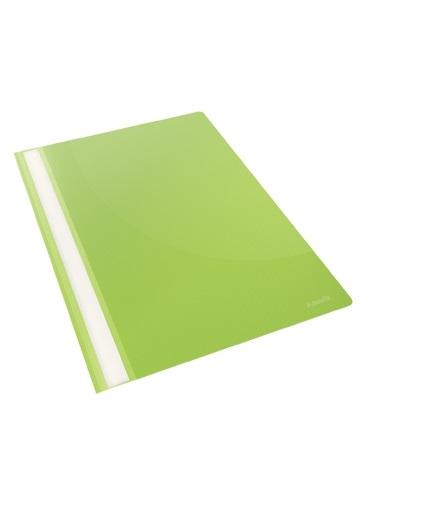 Dossier Plast. c/ ferragem Verde Claro Durable