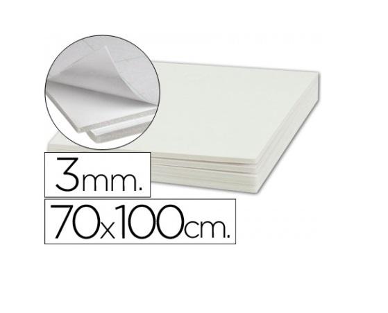 Cartao Maquete 70x100cm 3mm Branco