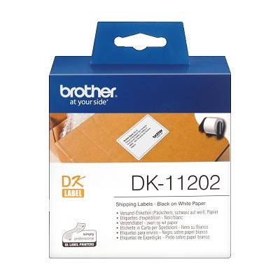 Etiquetas 62x110mm (300un) DK11202