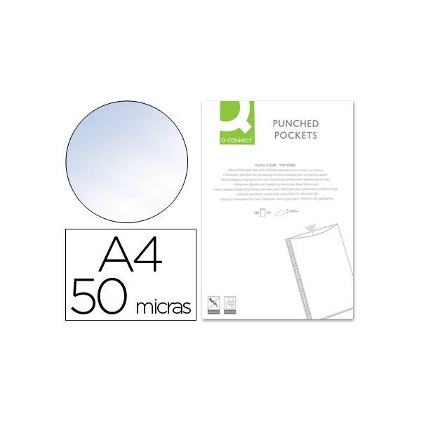 Bolsa Catalogo A4 50 microns (un)