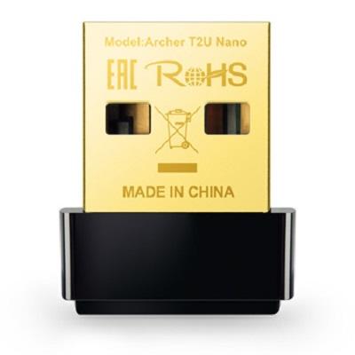 Placa Rede TP-LINK ARCHER-T2U-NANO