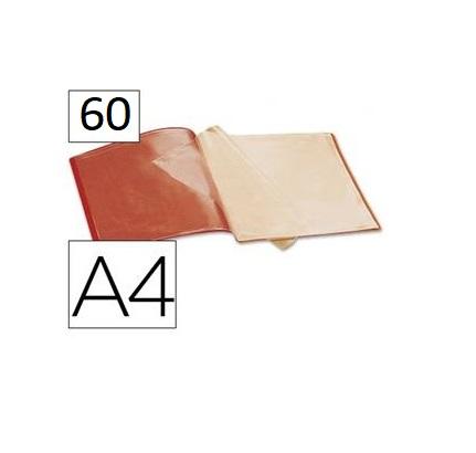 Capa Catalogo 60 Bolsas Vermelho