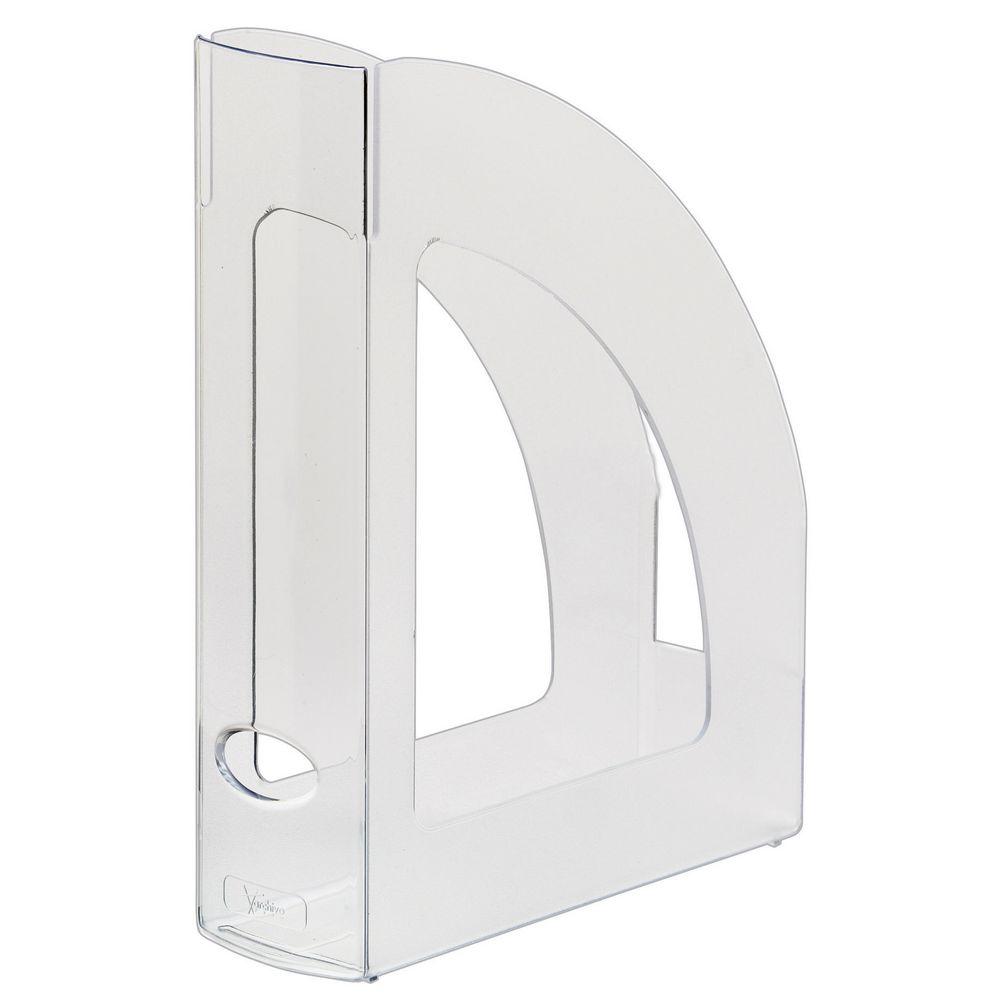Porta Revistas Plastico Transparente