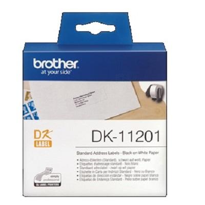 Etiquetas 29x90mm (400un) DK11201