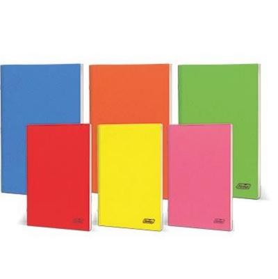 Caderno A4 Agraf. 60fls Quad.