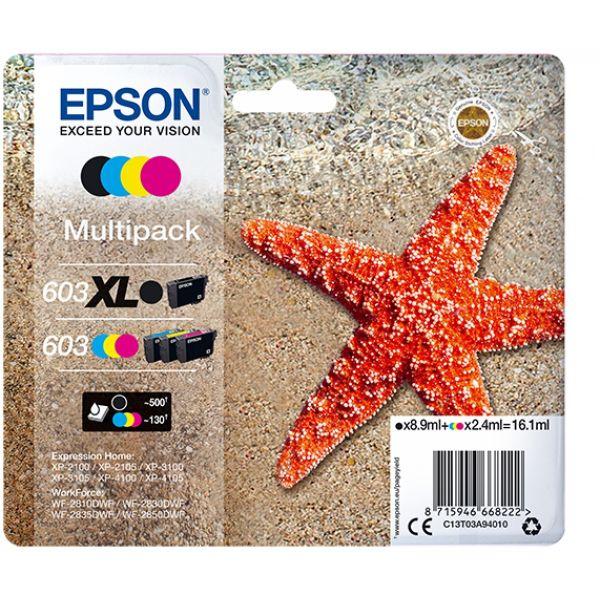 Tinteiro Epson 603 Pack