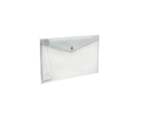 Bolsa Porta Documentos A4 c/ Mola Transparente