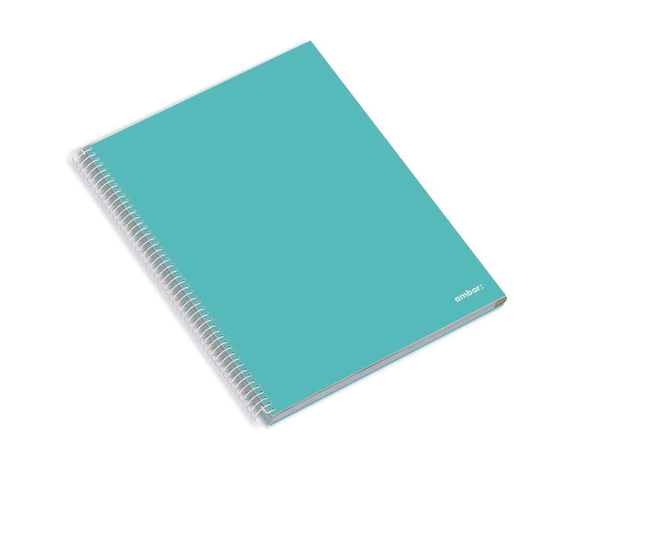 Caderno A5 Espiral 120fls Pautado