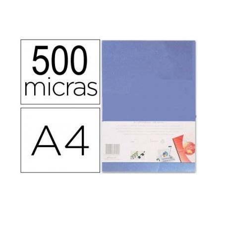 Capa A4 p/ Encadernação 500 microns Transparente (100un)