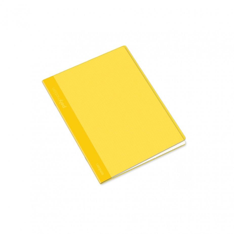 Caderno A4 Agrafado 48fls Pautado