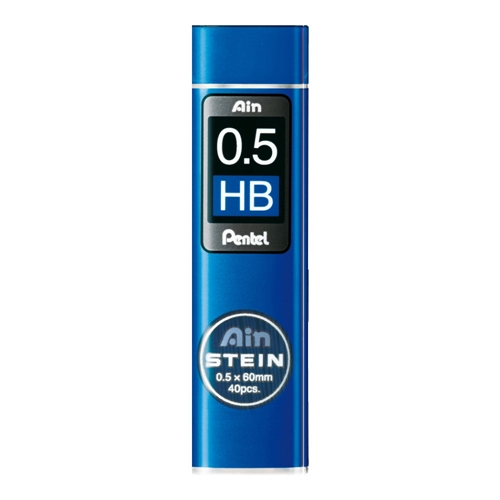 Minas 0.5mm HB PENTEL (cx. 40)