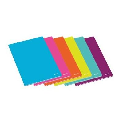 Caderno A4 Agrafado 60fls Pautado