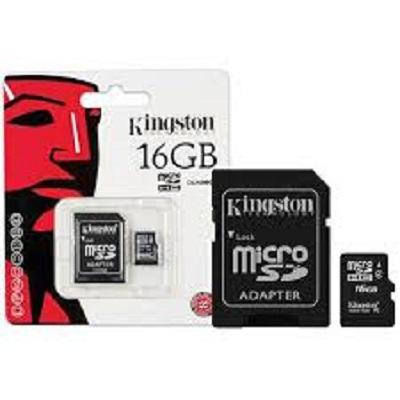 SD Card 16GB (Micro)