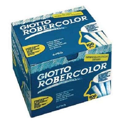 Giz Branco (cx. 100) Giotto Robercolor