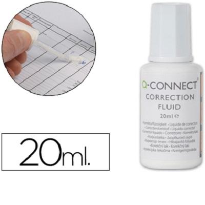 Corrector Liquido Pincel 20ml